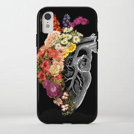 Flower Heart Spring iPhone Case
