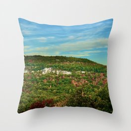 Shawangunk Ridge View Throw Pillow
