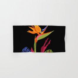 Bird Of Paradise Hand & Bath Towel