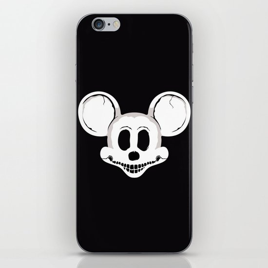 DEADMOUSE iPhone & iPod Skin