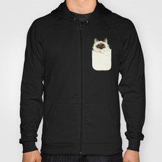 Puss in Pocket (B) Hoody