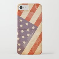 patriotic iPhone & iPod Cases featuring Patriotic  by Cloz000