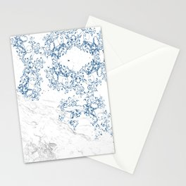 Pattern error Stationery Cards