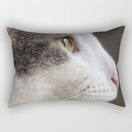 Misha Cat Rectangular Pillow