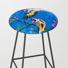 Goldfinches Bar Stool