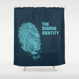 Identity Problems Shower Curtain