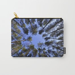 Tree Sky Carry-All Pouch
