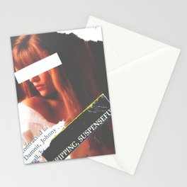 Damnit! So Gripping and Suspenseful! Stationery Cards