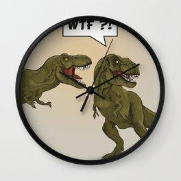 T-Rex - Dinosaur Wall Clock