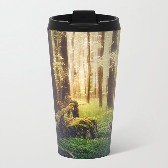Come to me Metal Travel Mug