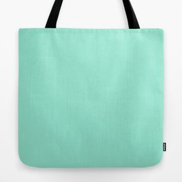 Simply Pure Turquoise Tote Bag