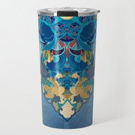 Mehndi 02 Travel Mug