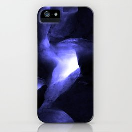 Cave Waves iPhone Case