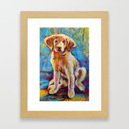 Biscuits (*Koinonia*) Framed Art Print