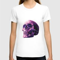 skull T-shirts featuring Skull by Roland Banrevi