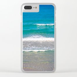 I want to feel intoxicated from inhaling the scent of you Clear iPhone Case
