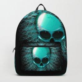 Ghost Skull Backpack
