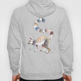 Splotchy Lemur Hoody