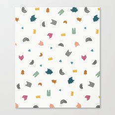 Geo Animal Canvas Print
