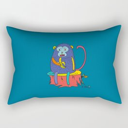Monkey year Rectangular Pillow