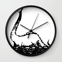 i love crafts Wall Clock