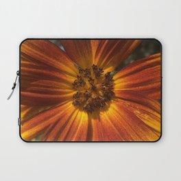 Sunburst Sunflower Laptop Sleeve