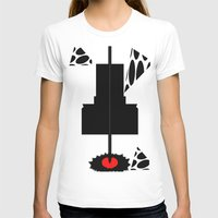nail polish T-shirts featuring Nail Point by Jazzieo Textile Designs