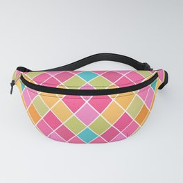 Lovely geometric Pattern VIII Fanny Pack