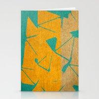 titan Stationery Cards featuring Titan - Hyperion by Fernando Vieira