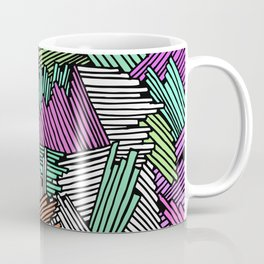 Happy Abstract Nr:04 Coffee Mug