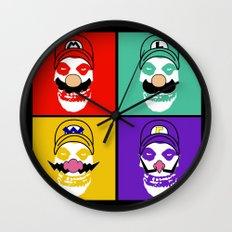 N. Misfit 4 (b) Wall Clock