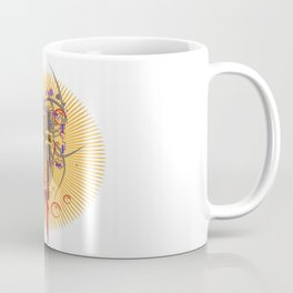 The Cross at Sunrise Coffee Mug