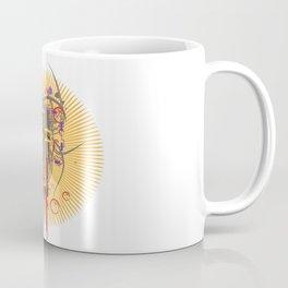 The Cross at Sunrise Coffee Mug