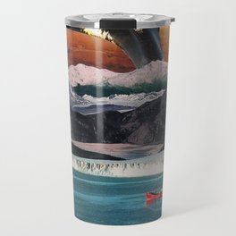 Red Boat Travel Mug