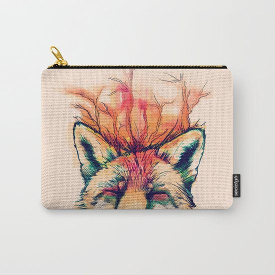 Fox Yeah! Carry-All Pouch