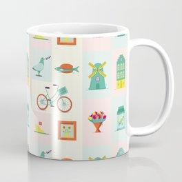 Simple Dutch pattern Coffee Mug