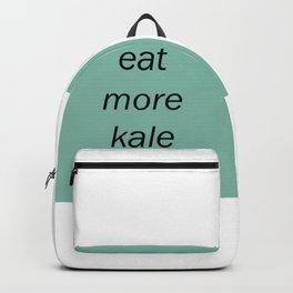 eat more kale Backpack