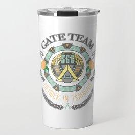 SG1 Gate Team Member In Training Travel Mug