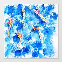 FREE SPiRiT KiTES | Fashion Kids Canvas Print