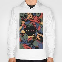 tropical Hoodies featuring TROPICAL by A\BESTIAL