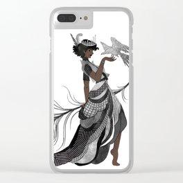 Roa Clear iPhone Case
