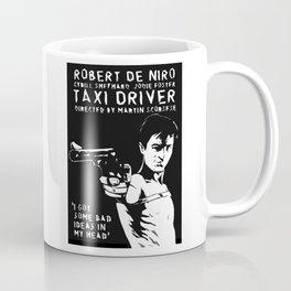 Taxi Driver - Travis Says Coffee Mug