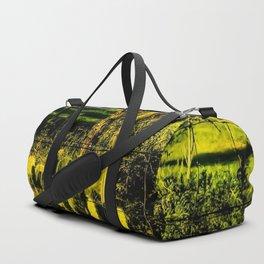 Texas Flowers Duffle Bag
