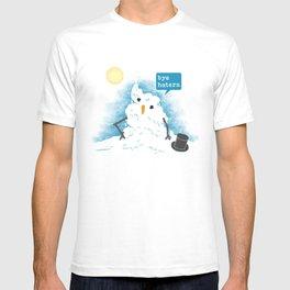 Snow Body Loves Me T-shirt