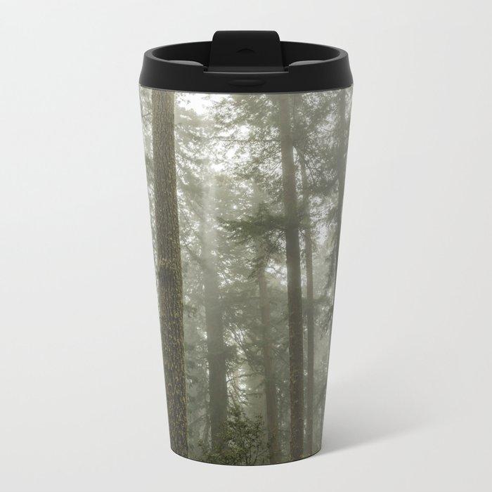 Memories of the Future - nature photography Metal Travel Mug