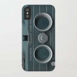 Camera Vintage Stereo  iPhone Case