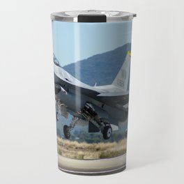 F-16 Fighting Falcon Travel Mug