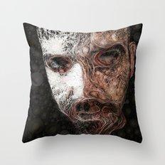 Luke_Beard Throw Pillow