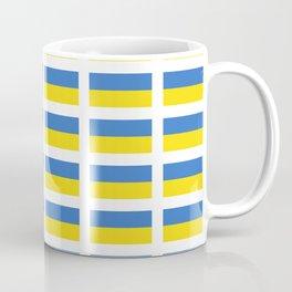 Flag of Ukraine -Ukrainian,Україна, Ucrania,kiev,sevastopol Coffee Mug