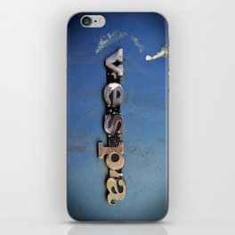 vespa iPhone Skin
